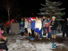 Tuesday, Dec. 1, 2015: Lakeview held its annual Tree Lighting ceremony to kick off the Christmas season, complete with the school choir and a chance to meet Santa. For more read the Wednesday, Dec. 9, 2015 Lake County Examiner.