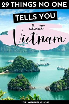 Want some SECRET Vietnam travel tips? Then read this expert's guide! It has 28 AMAZING traveling in Vietnam tips that you won't find in most travel guides! Vietnam Travel Guide, Asia Travel, Croatia Travel, Hawaii Travel, Italy Travel, Travel Guides, Travel Tips, Travel Destinations, Holiday Destinations