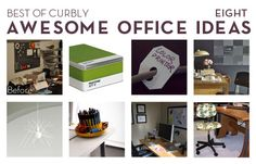8 Awesome Office Ideas from the Curbly Archives » Curbly | DIY Design Community