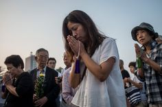 At Hiroshima's 70th Anniversary, Japan Again Mourns Dawn of Atomic Age - The New York Times
