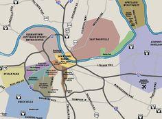 Nashville Us Map.Nashville Map Official Guide Map Of Nashville Tennessee