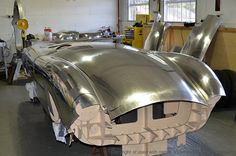 Body work by http://www.moulandandyates.com/ to a 3D Engineers design is superb!