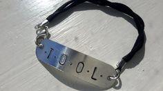 TOOL Bracelet by BeadMeSilly on Etsy