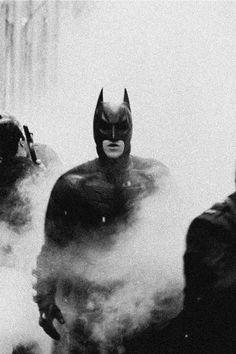 The Dark Knight Rises.