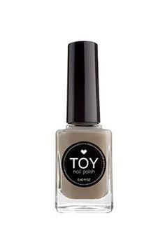 Taupe Nail Polish - TOY nail polish