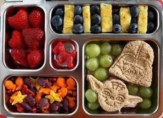 Bento Box Lunches For Kids!