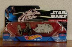 New Hot Wheels Star Wars Millennium Falcon Vs.Tie Fighter Flight Navigator Bonus | Toys & Hobbies, Diecast & Toy Vehicles, Cars, Trucks & Vans | eBay!