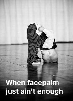 Sometimes even facepalm isn't enough...