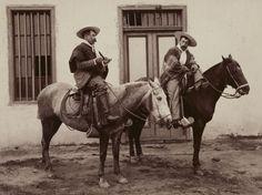 1900, huasos
