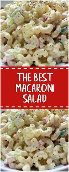 The Best Macaroni Salad#easyrecipe #macaroni #salad #delicious #foodlover #homecooking #cooking #cookingtips