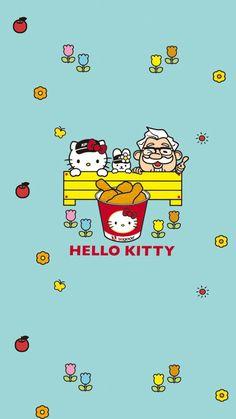 O Kitty Backgroundso Kitty Wallpaper Sanrio Wallpapero Kitty Pictureso