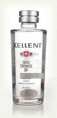 Xellent Gin - £47.50 - Serve neat