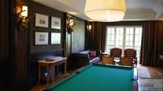 Billiard Zimmer - Check more at https://www.miles-around.de/hotel-reviews/the-danna-langkawi/,  #Andaman #Bewertung #Essen #Hotel #HotelReview #Kooperation #Langkawi #Luxus #Malaysia #Meer #Ozean #Pool #Strand #Urlaub