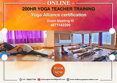 Thanks to the gift of modern technology, we are delighted to offer you the invitation to turn this Covid-19 crisis into an amazing opportunity. Yoga Alliance has approved accreditation for an online 200 hr yoga teacher training that you undertake in the safety of your own home, using the digital platform Zoom. #LiveYogatraining #yoga #yogacourse #AYMYogaSchool #onlineclass #fitness #meditation #yogattc #yogatraining