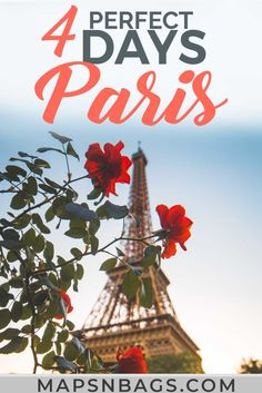 CLICK here to read this complete 4 days in Paris itinerary! It includes all the information you need to have a perfect trip in Europe. We also talk about where to stay in Paris, safety tips, and loads of fun things to do in Paris! Oh, and it includes a handy map. Check it out! | 4-day Paris itinerary | traveling to Paris | what to do in Paris | Paris travel tips | holiday in Paris | Paris things to do