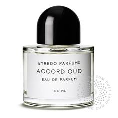 Byredo Accord Oud – ambivalent, fruity, spicy, smoky with a hint of leather.