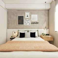 The Home Decor Guru – Interior Design For Bedrooms Home Decor Bedroom, Master Bedroom, Bedroom Ideas, Couple Room, New Room, House Rooms, Decor Interior Design, Interior Decorating, Room Inspiration