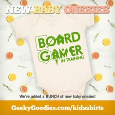 Geek Tshirts, Gamer T Shirt, Board Game Geek, Board Games For Kids, Gifts For New Parents, New Dads, Tabletop Games, Fun Cookies, Geek Gifts