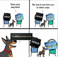 Threadripper meme but I'm a month late. http://ift.tt/2eMCatb Check out Mystikz Gaming http://ift.tt/2tVNFmJ
