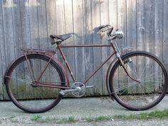 Velo Vintage, Vintage Bicycles, Victoria, Wheeling, Retro, Art, Bicycle, German, Retro Illustration