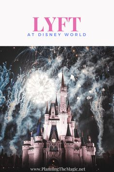Supreme Guide to Lyft at Disney World - Planning The Magic Disney World Tickets, Disney World Florida, Disney World Trip, Disney World Resorts, Run Disney, Disney Cruise Line, Disney Fun, Disney Travel, Disney Vacation Planning