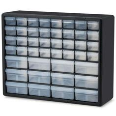 44 Combo Drawer Small Parts Storage Cabinet