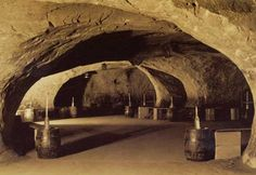 The St Clements caves in Hastings, my hometown. Used by smugglers for tobacco, rum and other contraband in the 18th century.