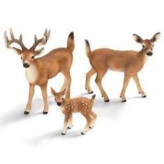 Schleich deer set