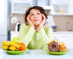 Easy tips for getting a diet back on track.