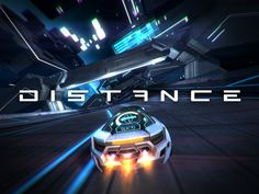 Distance is a survival racing game that combines the intense action of arcade racing with the exploration of an atmospheric world. You control a unique car that allows you to boost, jump, rotate, and even fly through a chaotic and twisted city. The world