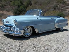 1951 Chevrolet Bel Air Convertible