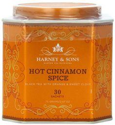Harney & Sons Hot Cinnamon Spice 30ct