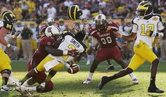 "Jadeveon Clowney: How ""The Hit"" ruined his career!"