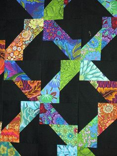 I Made A Fun Patch Quilt In Kf And Am Nearly Done With It Just Borders Needed See Bigger Pic For Border Choice Which I Love T Was Pretty Easy And Thanks Sawtooth Star 16 Patch Quilt Block Patterns Co