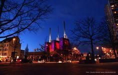 Warme Brüder zur blauen Stunde - Hannover Linden März 2014