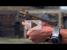 How To Properly Grip A Semi-Auto Pistol - Handgun 101 with Top Shot Champion Chris Cheng - YouTube
