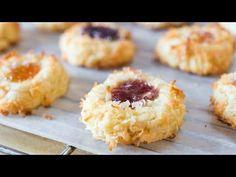 Video: easy koekjes met kokos en jam - Culy.nl