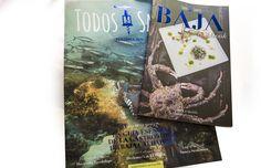 Pre-sale:+TODOS+SANTOS+Vendimia+2016™+++The+Baja+Cookbook™+Limited+Edition