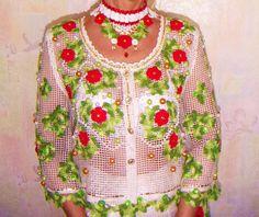 costume crochet