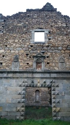 Convento del Piélago (Sierra de San Vicente - Toledo) (1)