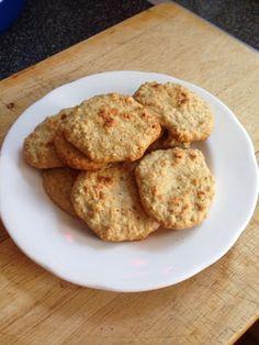 : Oat Cookies (slimming world friendly)