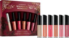 BareMinerals Whimsical Wonders 6pc Mini Lipgloss Set >>> You can find more details by visiting the image link.