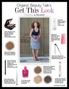 natural products - get this look