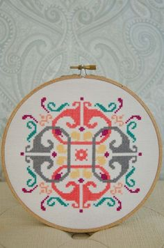 This pattern is different from many other cross stitch patterns, but would be fun to make. Description from diy.allwomenstalk.com. I searched for this on bing.com/images