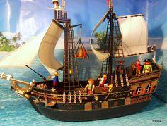 Retribution Pirate Ship ~ Emma.J