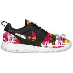 2015 Nike Roshe Run Olympique Femme 725
