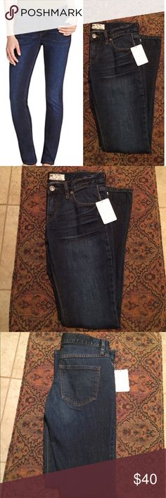 Free People Mid Rise Skinny Jean FIRM Free People Mid rise skinny jean in color Tijuana. Brass hardware and brads. Will measure inseam upon request. Never worn. Free People Jeans Skinny