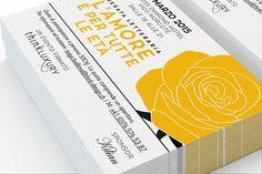 #invito per una serata letteraria allo Swiss Diamond Hotel di Morcote (Lugano). By Think Design - Let's communicate!