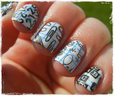 A Girl and Her Polish: Back to School Nails
