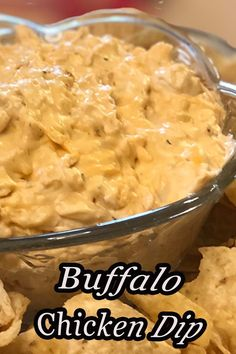 This slow cooker buffalo chicken dip is so fast and easy anyone can make it with 5 simple ingredients. If you need  party food appetizers pair this dip with tortilla chips or celery sticks. I also like to use this dip for pot luck side dishes. Just heat it up at the party or warm it up at home before hand.  To see this recipe or any of my other party ideas visit my blog at VanahLynn.com. You will find free printable invitations, unicorn centerpieces, and birthday cake ideas. Birthday Party Appetizers, Finger Food Appetizers, Yummy Appetizers, Finger Foods, Appetizer Recipes, Garden Birthday, Gold Birthday, Birthday Cake, Unique Birthday Party Ideas